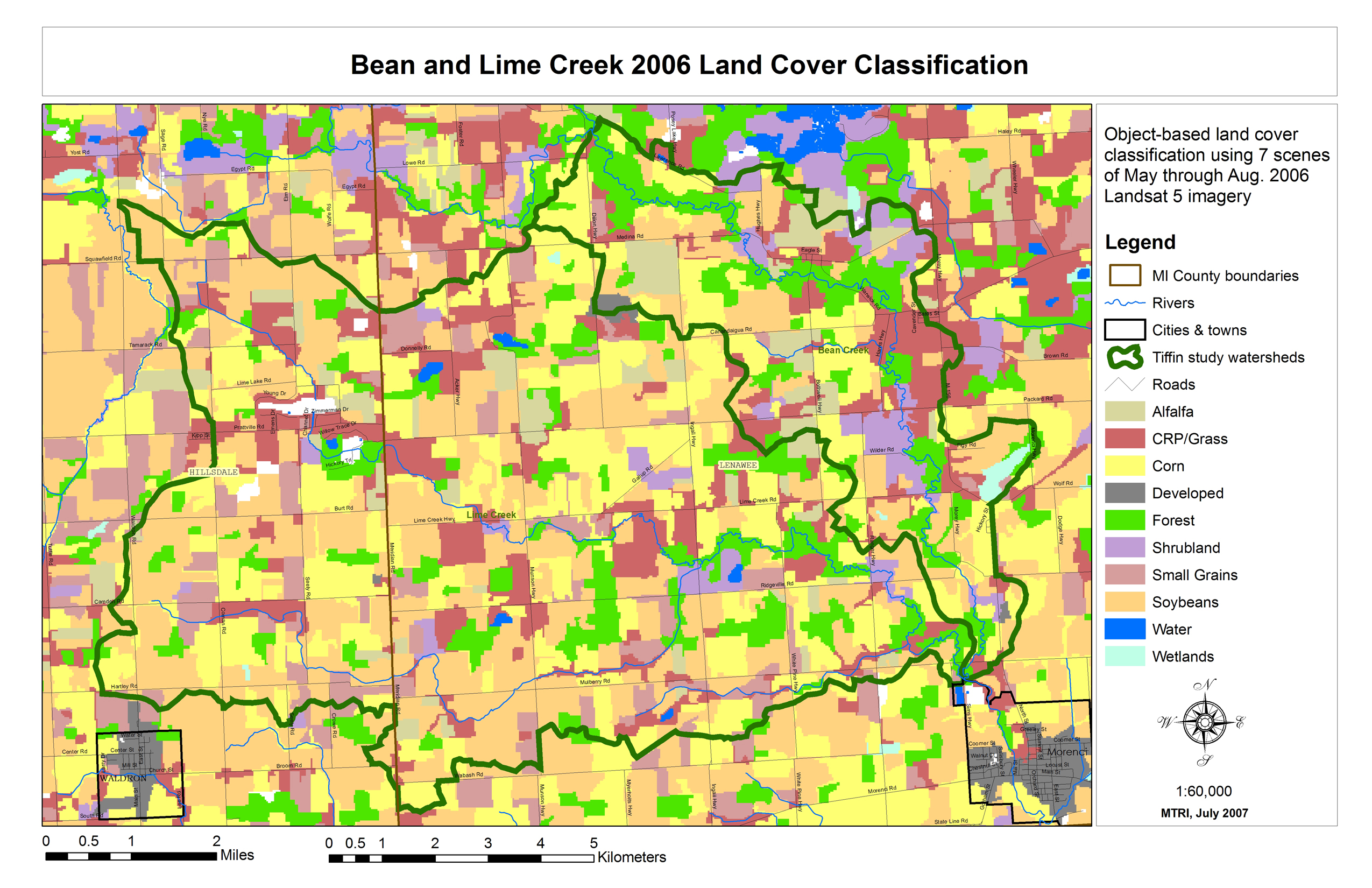 land cover classification