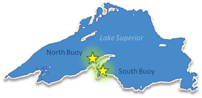 Buoy Locations